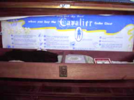 Waterfall Cavalier Cedar Chest Made in the 1940s