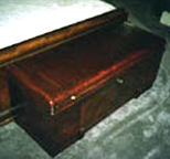 The jitterbuzz Cavalier Cedar Chest as restored