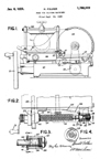 Fine Slicing Feed for Chipper-Slicer Patent No. 1,788,019