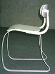 The Sperlich-Ironrite Health Chair After