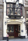 Ye Olde Cock Pub in London