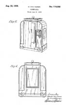 Coffee Mill patent D-110988