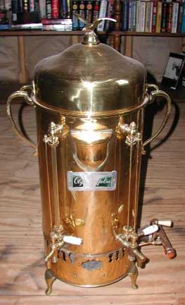 The Osaka Coffee Urn