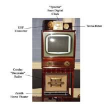 Completed Airline Television