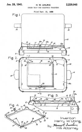 Mr. Uhlrig's Patent 2,229,945