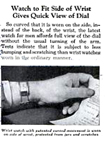 Article about the Curvex in Popular mechanics July, 1938