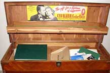 Waynette's Cavalier Cedar Chest Open