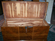 Deborah's Recently Acquired (Dec 2009) Cavalier Chest