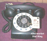 Aftermarket Advertising Dial Ring