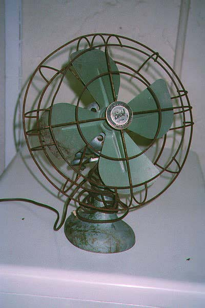 Vintage Fans And Heaters