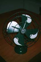 Diehl Fan after restoration