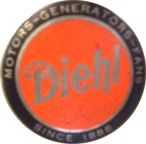 Diehl Floor Fan Badge