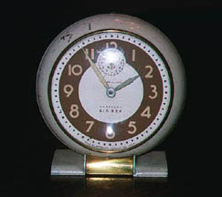 Henry Dreyfuss Big Ben Alarm Clock