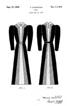Dress Design Patent D111478