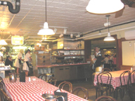 Durgin-Park, Boston MA --  Family Style Seating