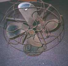 Emerson Type 73648AK Fan (before)