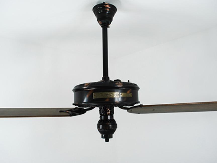 Auto Ceiling Fan : Antique car water heater antiques center