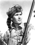 Fess Parker as Davy Crockett