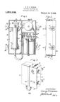 World War I Field Telephone - Western Electric Patent 1354908