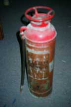 Stempel Fire Extinguisher Before