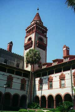 Flagler College in St. Augustine, Florida