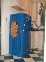 The Blue Fridge