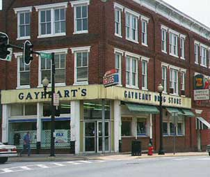 Gayhearts Drug Store  in Culpeper, Virginia