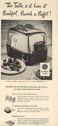 Ad for the GE T77