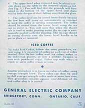 General Electric Model 129P8 Instructions, Page 2