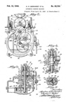 Thor Gladiron  Inner Gear mechanisms Patent RE2270