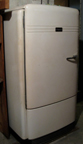 1940 Hotpoint Refrigerator, Closed