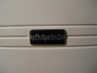 1940 Hotpoint Refrigerator Name Plate