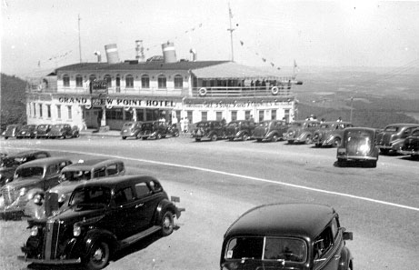 Grandview Hotel in Bedford, Pennsylvania
