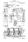 Gray Model 23D payphone Patent No. 1,195,234