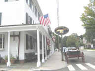 Griswold Inn - Entrance