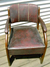 Modecraft Chair, front