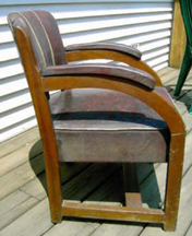 Modecraft Chair, side