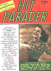 Hit Parader Cover from October 1947