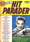 Hit Parader Cover from December 1952