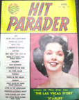Hit Parader Cover from April 1952
