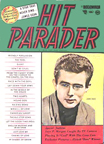 Hit Parader Cover from December 1956
