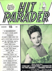 Hit Parader Cover from December 1943