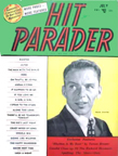 Hit Parader Cover from July, 1954