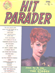 Hit Parader Cover from April 1951