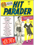 Hit Parader Cover from July, 1959