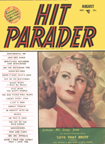 Hit Parader Cover from August 1948