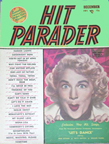 Hit Parader Cover from December 1949