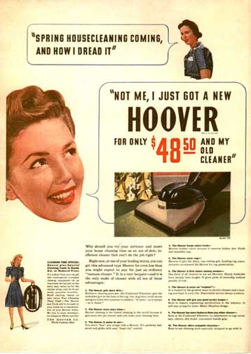 3-24-43 Ad for the Hoover