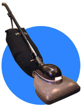 Hoover Model 160 Vacuum Sweeper
