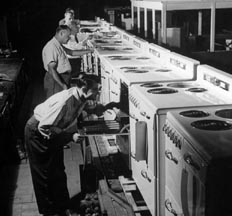 The Hotpoint Assembly Line